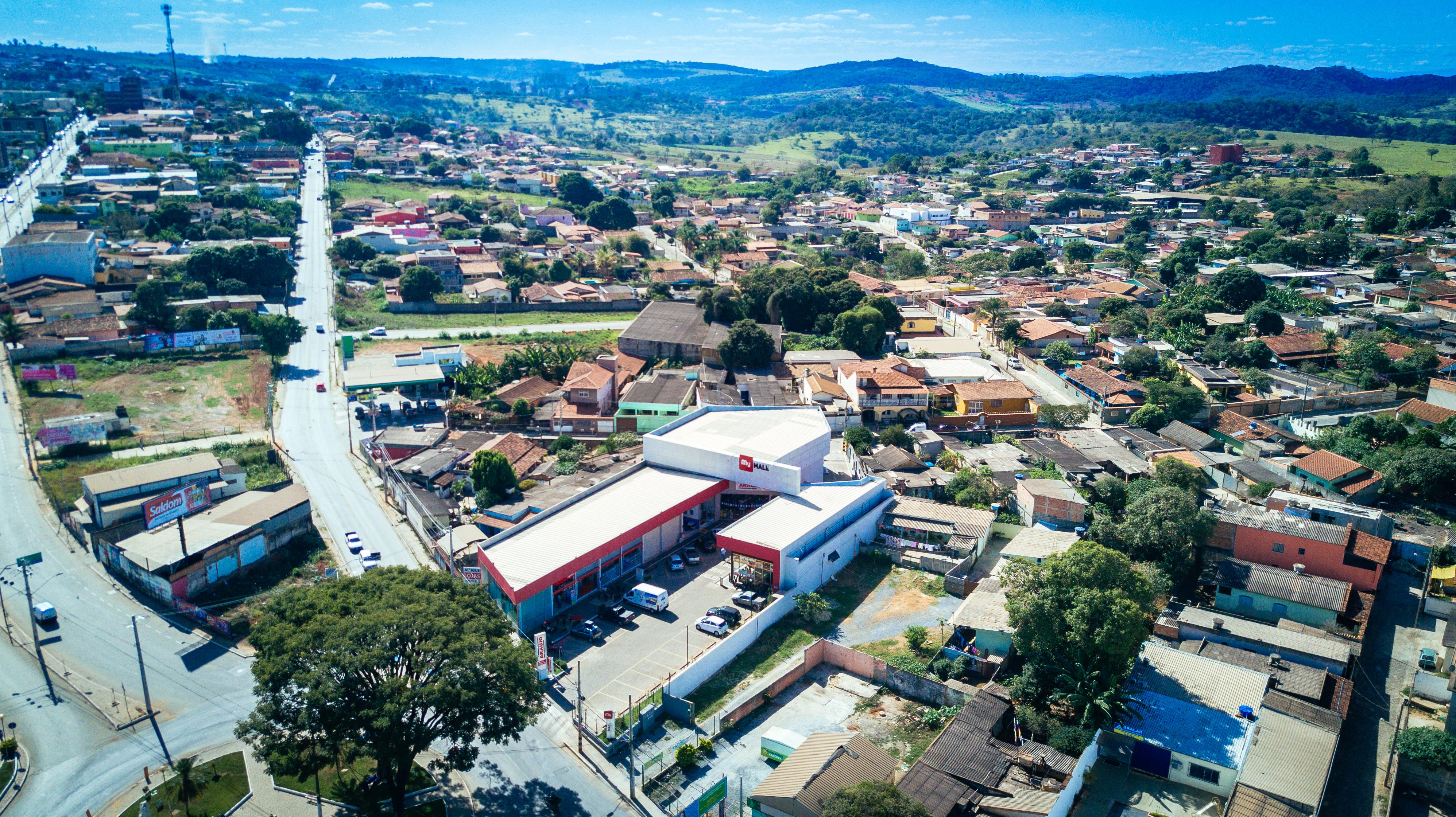 Matozinhos Minas Gerais fonte: www.mymall.com.br