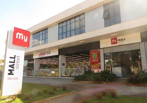 My Mall - Shopping para investir - Belo horizonte - São Luiz